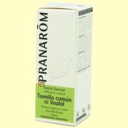 Tomillo Común QT Linalol Bio - Aceite Esencial - 5 ml - Pranarom