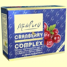 Cranberry Complex - 30 cápsulas - Tongil