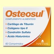 Osteosul - Articulaciones - 60 comprimidos - Natysal *