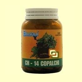 Copalchi - 100 comprimidos - Bellsolá