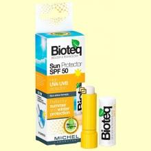 Bioteq Protector Solar SPF50 - 1 barrita - Bohema