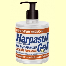 Harpasul Gel - Masaje Deportivo - 500 ml - Natysal