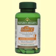 Ester-C - Refuerzo Immunitario - 90 comprimidos - Nature's Bounty