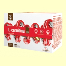 L-Carnitina Forte 1500mg - 20 ampollas - DietMed *