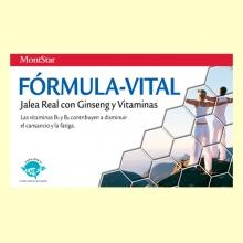 Fórmula-Vital - Cansancio y Fatiga - 20 viales - Montstar