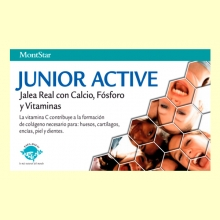 Junior Active - 20 viales - Montstar