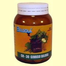 Ginkgo Biloba - 100 comprimidos - Bellsolá