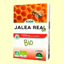 Jalea Real Bio 1500mg - 20 ampollas - Biover