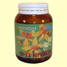 Hipérico - Hierba de San Juan - 100 comprimidos - Bellsolá