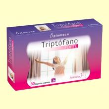 Triptófano Forte - 30 comprimidos - Plameca