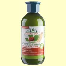 Champú Reforzante - Ginseng - Ginko - 300 ml - Corpore Sano