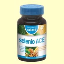 Selenio ACE - 30 perlas - Naturmil *