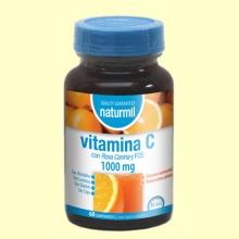Vitamina C - 60 comprimidos - Naturmil *