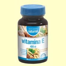 Vitamina E 400ui - 30 perlas - Naturmil