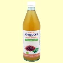 Kombucha de Rooibos y Romero Eco - 500 ml - Bioener