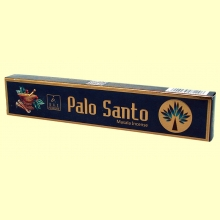 Incienso Palo Santo - 15 varillas - Balaji