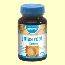 Jalea Real 1000mg - 60 perlas - Naturmil *