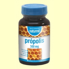 Própolis 500mg - 45 cápsulas - Naturmil *