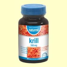 Krill 500mg - 30 perlas - Naturmil *