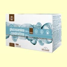 Glucosamina + Condroitina Forte Ampollas - 20 ampollas - Naturmil *