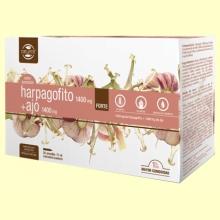 Harpagofito + Ajo Forte Ampollas - 20 ampollas - Naturmil *