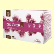Pau d'Arco Forte Ampollas - 20 ampollas - Naturmil *