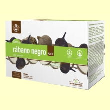 Rábano Negro Forte Ampollas - 20 ampollas - Naturmil *