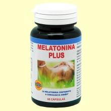 Melatonina Plus 1 mg - 60 cápsulas - Robis