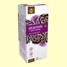 Alcachofa + Cardo Mariano Plus - 500 ml - Naturmil *