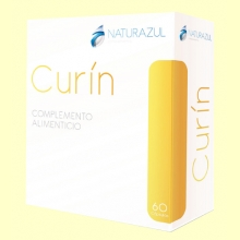 Curín - Naturazul - 60 cápsulas - Mahen
