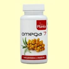 Omega 7 - 60 cápsulas - Plantis