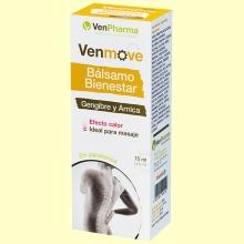 Bálsamo Bienestar - Venmove - 75 ml - VenPharma