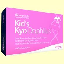 Kid's Kyo Dophilus - 60 comprimidos - Vitae