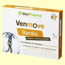 Venmove Bambú - Huesos y Articulaciones - 60 comprimidos - VenPharma