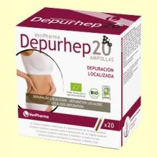 Depurhep 20 Bio - 20 ampollas - VenPharma
