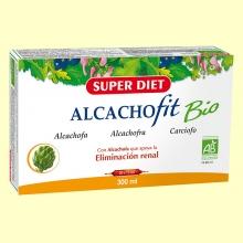 Alcachofit Bio - Alcachofa - 20 ampollas - Super Diet