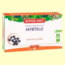 Arándano Negro Bio - 20 ampollas - Super Diet