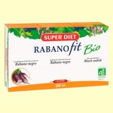 Rabanofit - Rábano negro - 20 ampollas - Super Diet