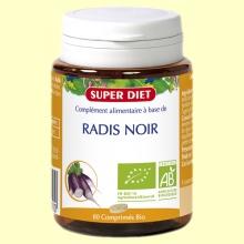 Rábano Negro Bio - 80 comprimidos - Super Diet