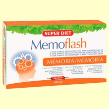 Memoflash - Memoria - 20 ampollas - Super Diet