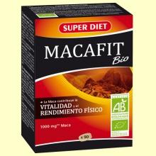 Macafit Bio Comprimidos - Vitalidad - 90 comprimidos - Super Diet