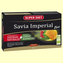 Savia Imperial Bio - Super Diet - 20 ampollas