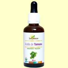 Aceite Tamanu - 30 ml - Sura Vitasan