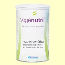 Vegenutril - Proteínas de Soja - Nutergia - 300 gramos