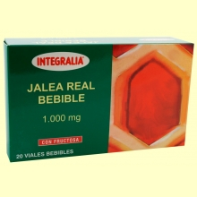 Jalea Real Bebible - 20 viales - Integralia