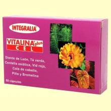 Vitalina Plus Cel - 60 cápsulas - Integralia