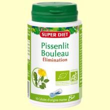 Diente de León y Abedul Bio - 90 cápsulas - Super Diet