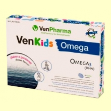 VenKids Omega - 60 perlas - VenPharma