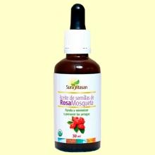 Aceite de semillas de Rosa Mosqueta - 30 ml - Sura Vitasan