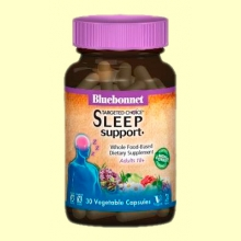 Sleep Support Targeted Choice - 30 cápsulas vegetales - Bluebonnet